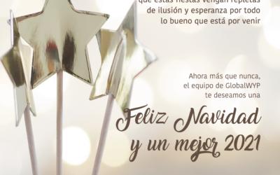Todo el equipo de GlobalWYP les desea Felices Fiestas