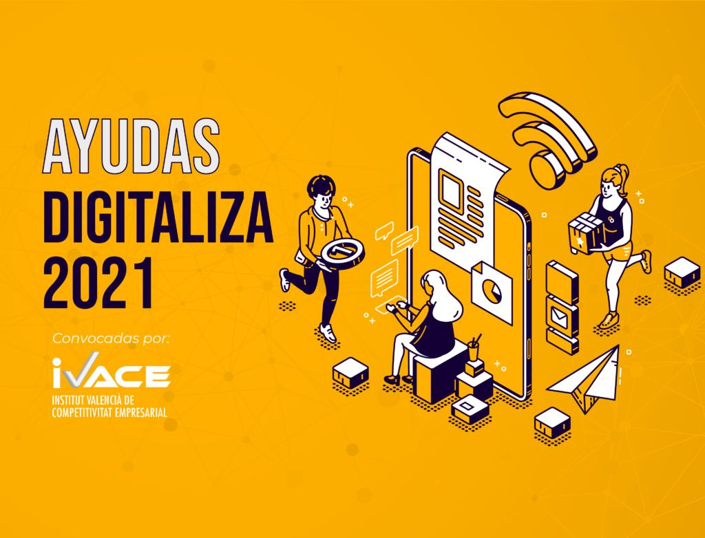 ayudas DIGITALIZA 2021
