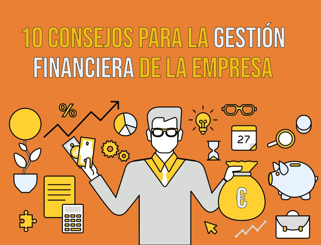 consejos para la gestión financiera