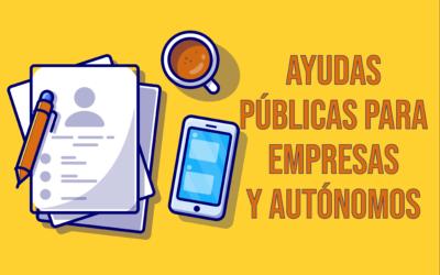 Todo lo que necesitas saber sobre las nuevas ayudas públicas a autónomos y empresas